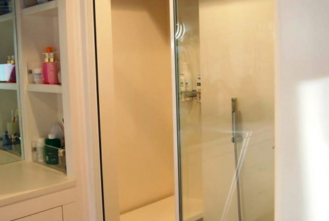 White Soul showerbox