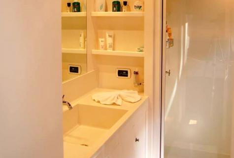White Soul bathroom