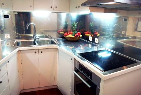 White Soul kitchen