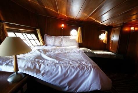 Yorgun 1 gulet cabin
