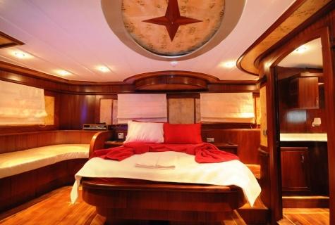 Yuce Bey cabin