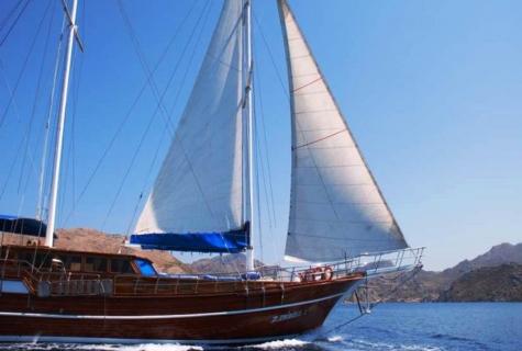 Zekioglu sailing