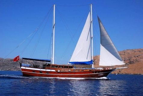 Zekioglu sails