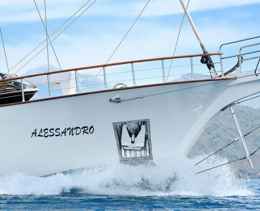 Luxury gulet Alessandro