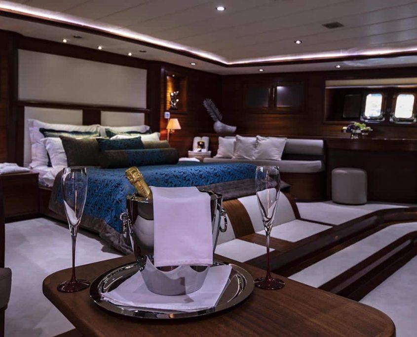 ALESSANDRO I Double cabin