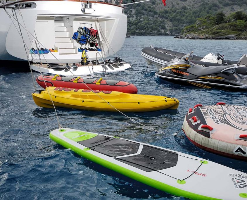Water-sport toys