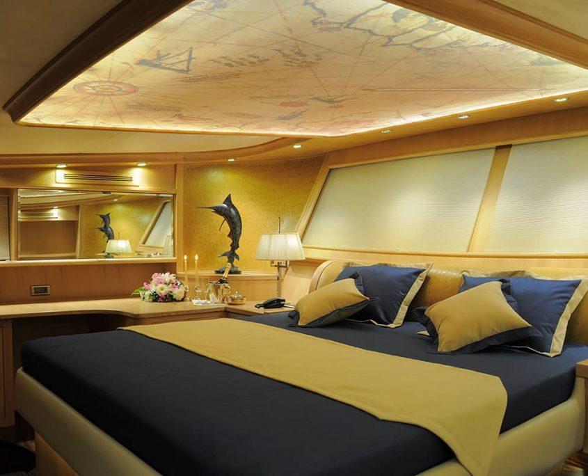 BLUE HEAVEN Master bedroom