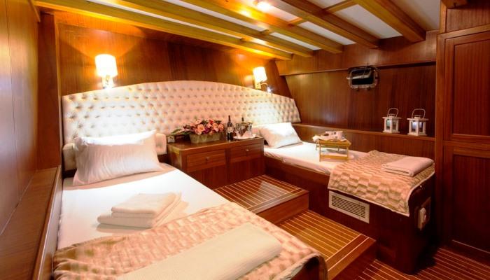 BB gulet cabin