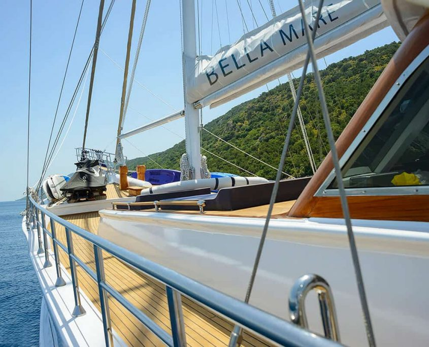 BELLA MARE Side Deck