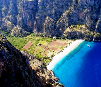 Butterfly-Valley-Fethiye-Turkey
