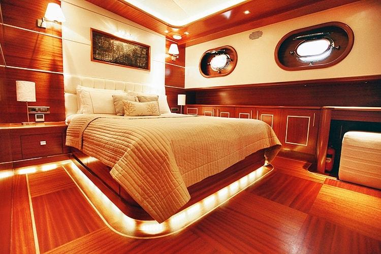 CARPE DIEM 4 Cabin
