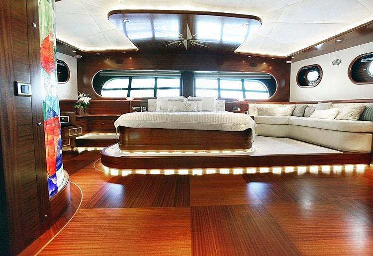 CARPE DIEM 4 Master cabin