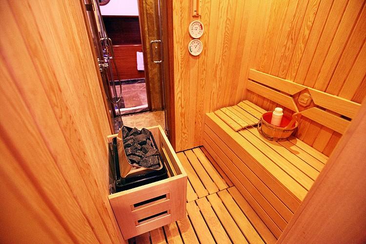 CARPE DIEM 4 Sauna