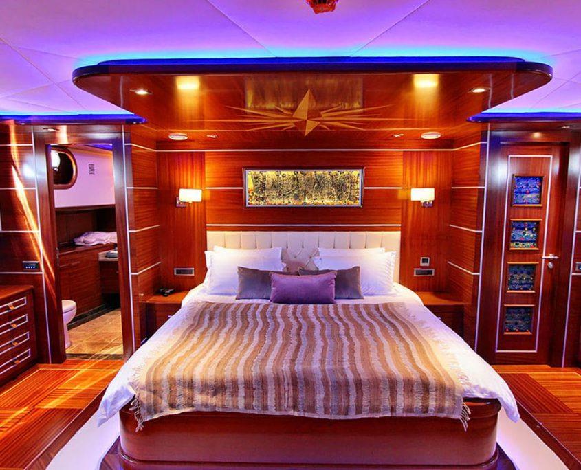 CARPE DIEM 5 Cabin view
