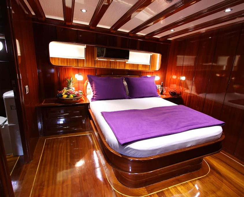 DEAR LILA Double cabin