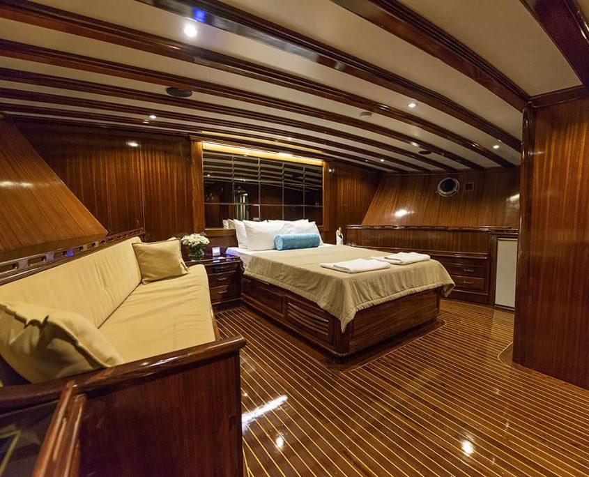 DURAMAZ Master cabin