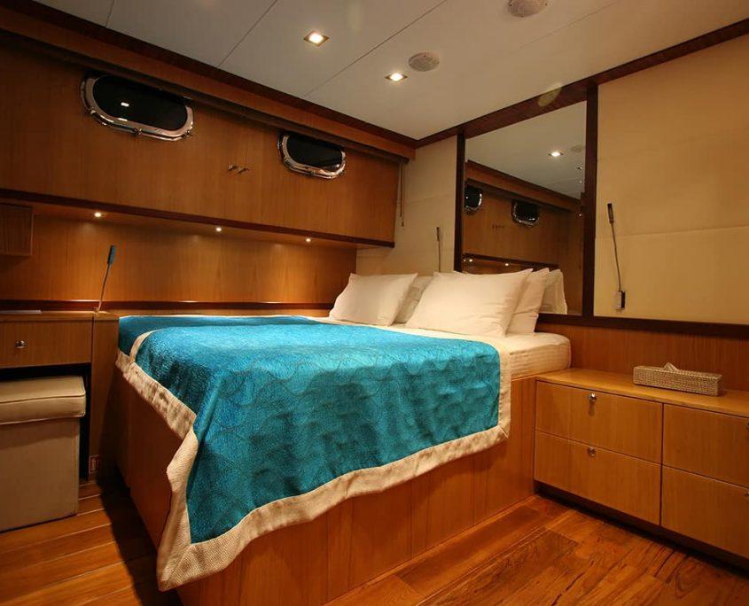 GETAWAY Changable Twin-King Cabin