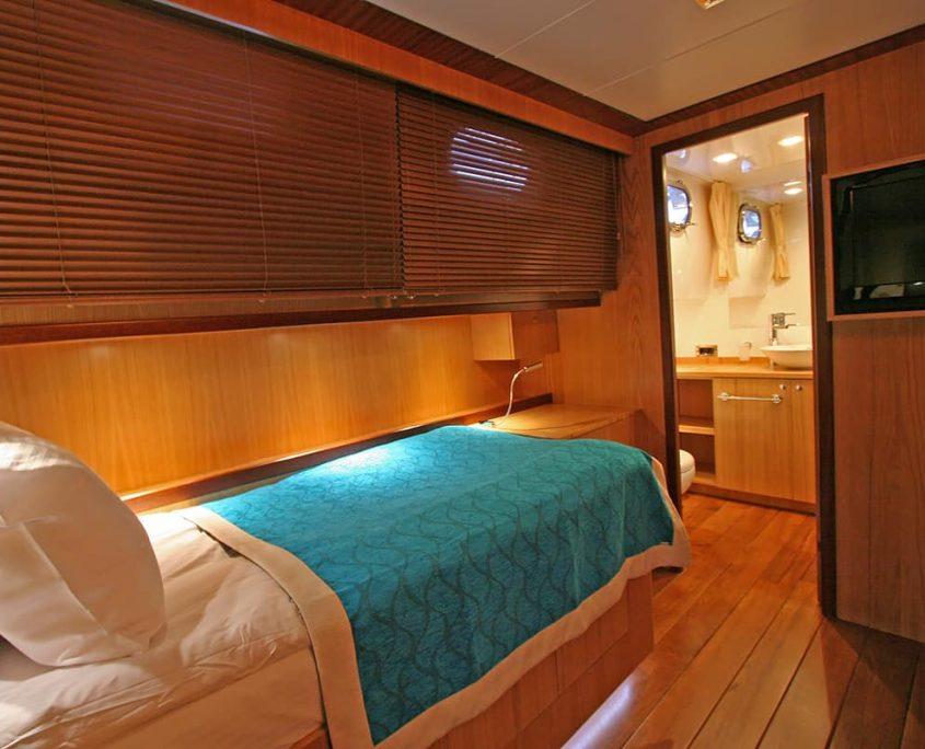 GETAWAY Twin Cabin