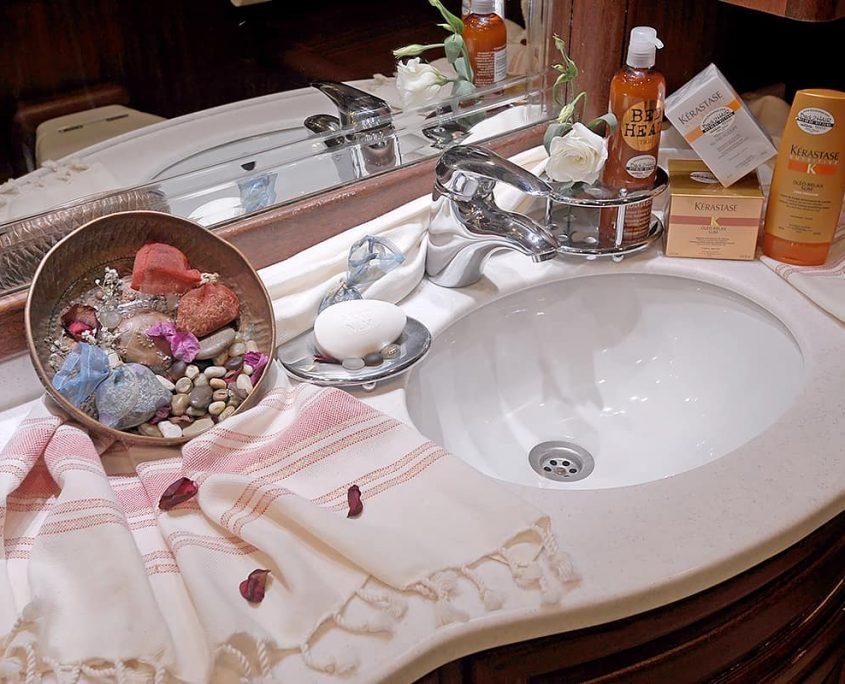 KAPTAN KADIR Bathroom