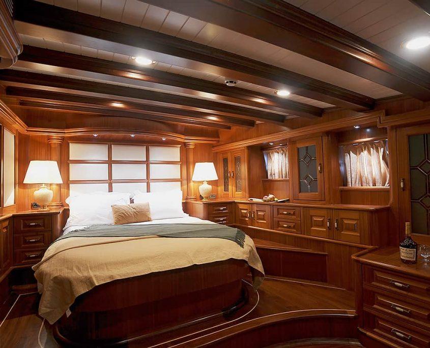 KAPTAN KADIR Cabin view