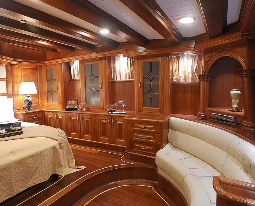 KAPTAN KADIR Master cabin