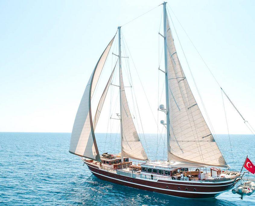 KAPTAN KADIR Sailing
