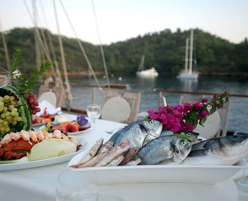 KAPTAN KADIR Sea specialties