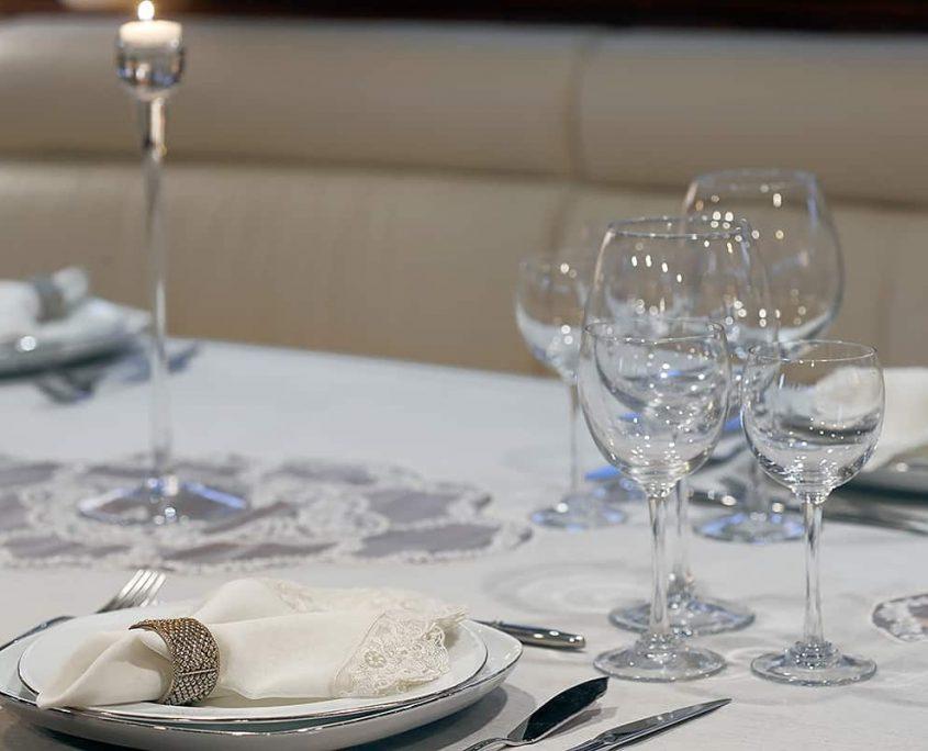 KAPTAN KADIR Table decoration