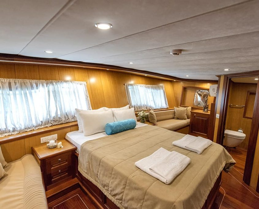 KAYHAN 3 Master cabin