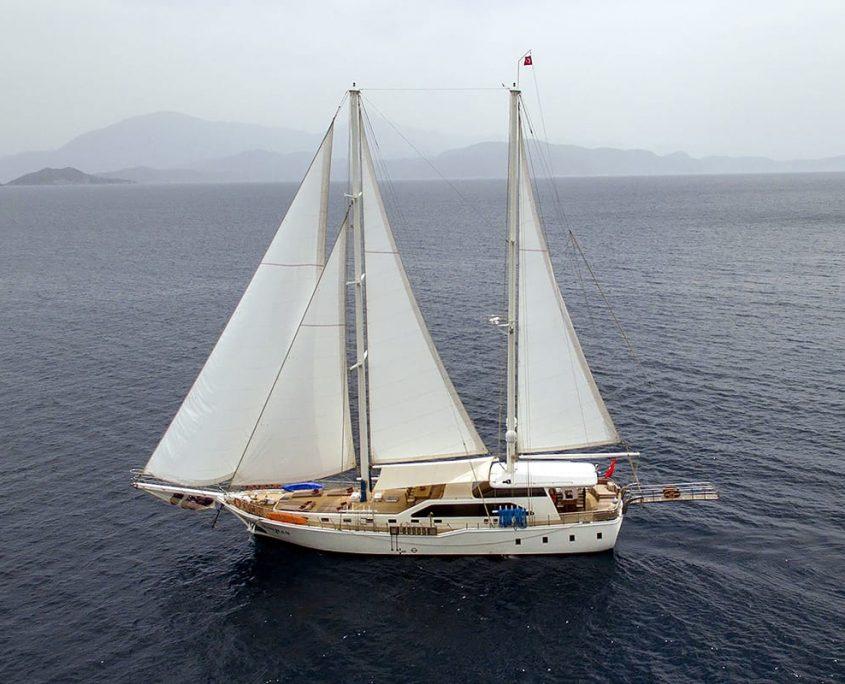 KAYHAN 3 Sailing