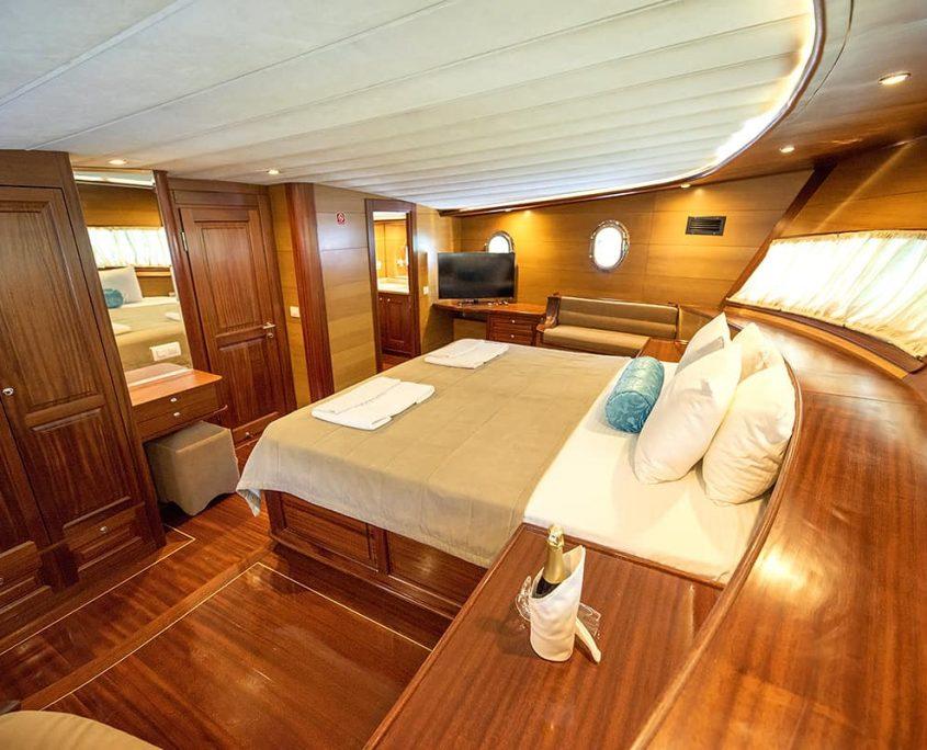 KAYHAN 4 Master cabin