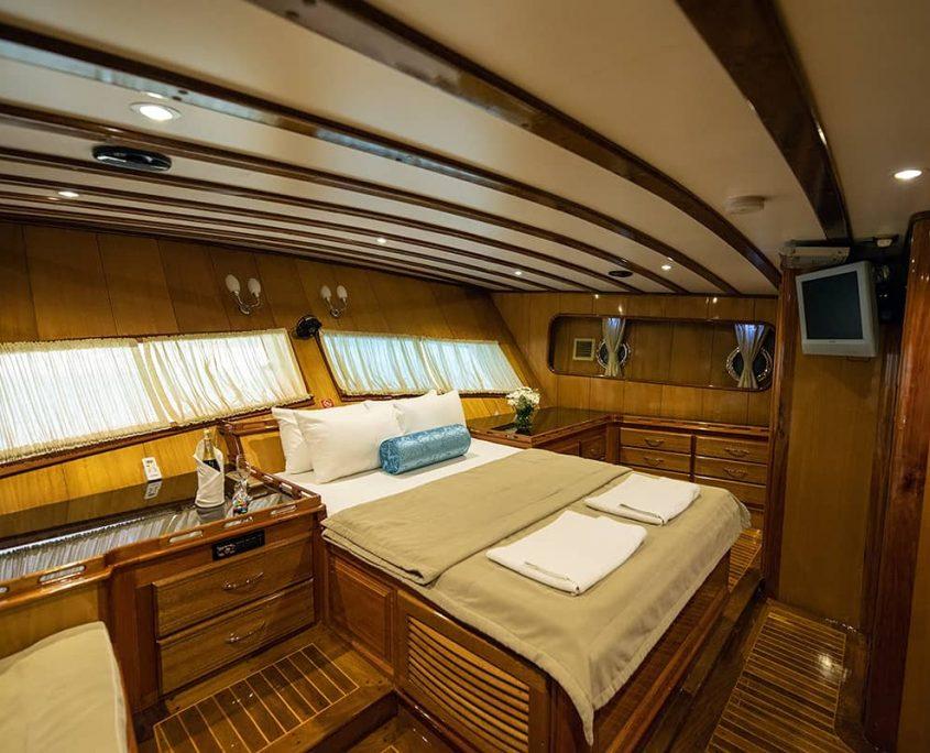KAYHAN 5 Master cabin