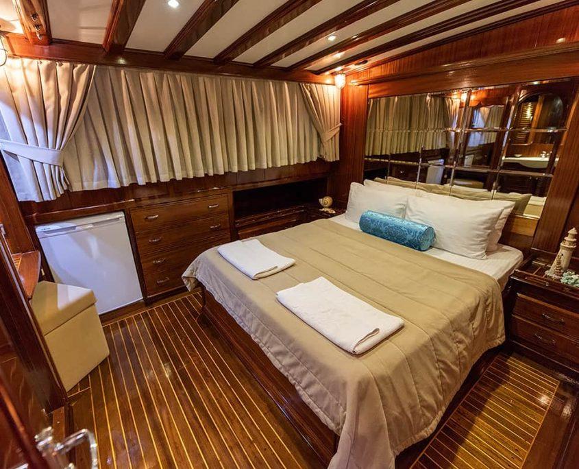 KAYHAN KAPTAN Double cabin