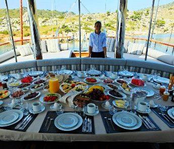 Mehmet Bugra Breakfast crew