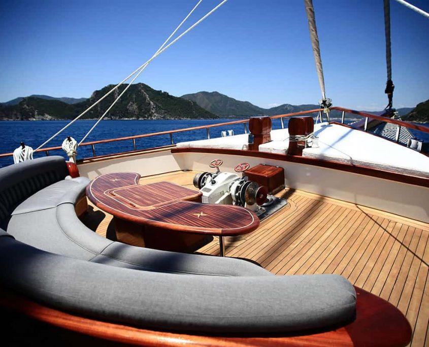 NURTEN A Front deck