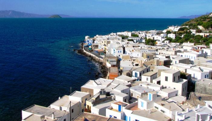 Nisyros view