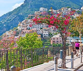 Potsiano, Italy
