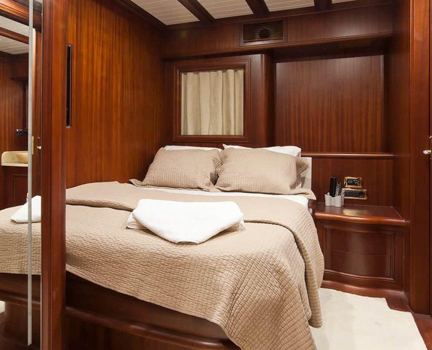 REGINA Double Cabin