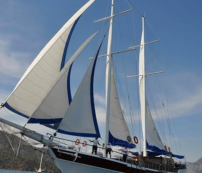 SALMAKIS Sailing