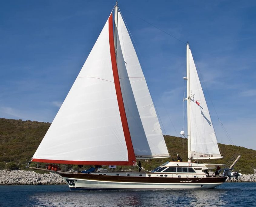 SERENITY 86 - Bodrum Cup