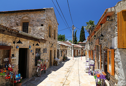Street In Old Datca, Mugla, Turkey