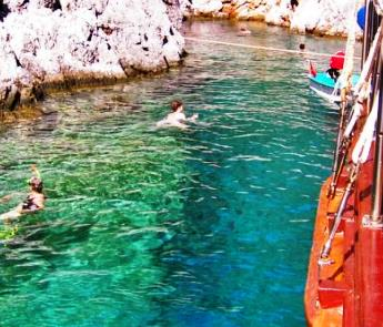 Swimming-Turkeygulet