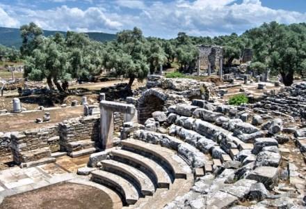 Theatre-at-Iasos-Turkey
