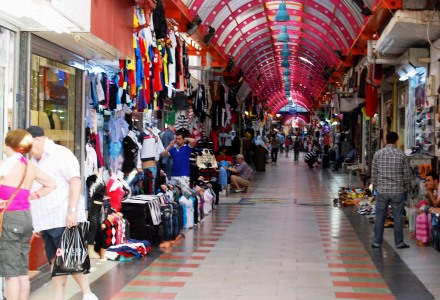 (Turkey) - Marmaris - Carsi Market