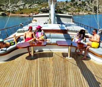 Blue voyage cruises