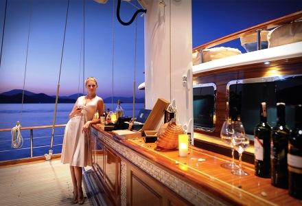 Luxury gulet