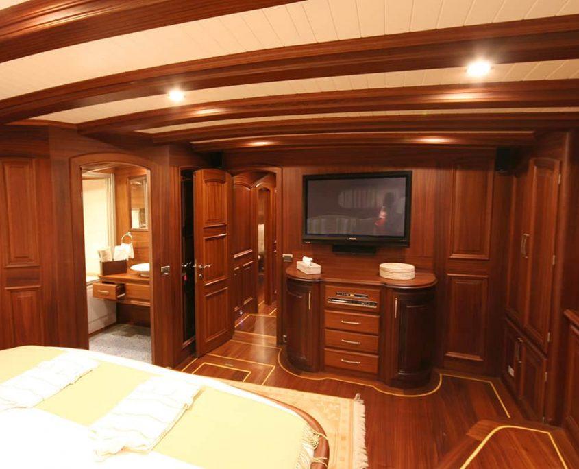 CANER 4 Master cabin