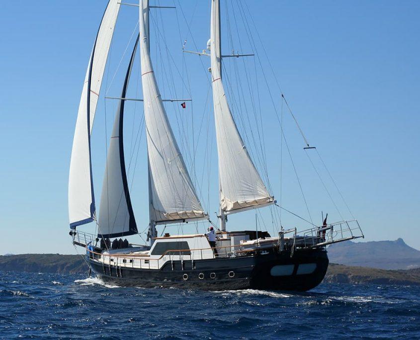 DIDI Sailing