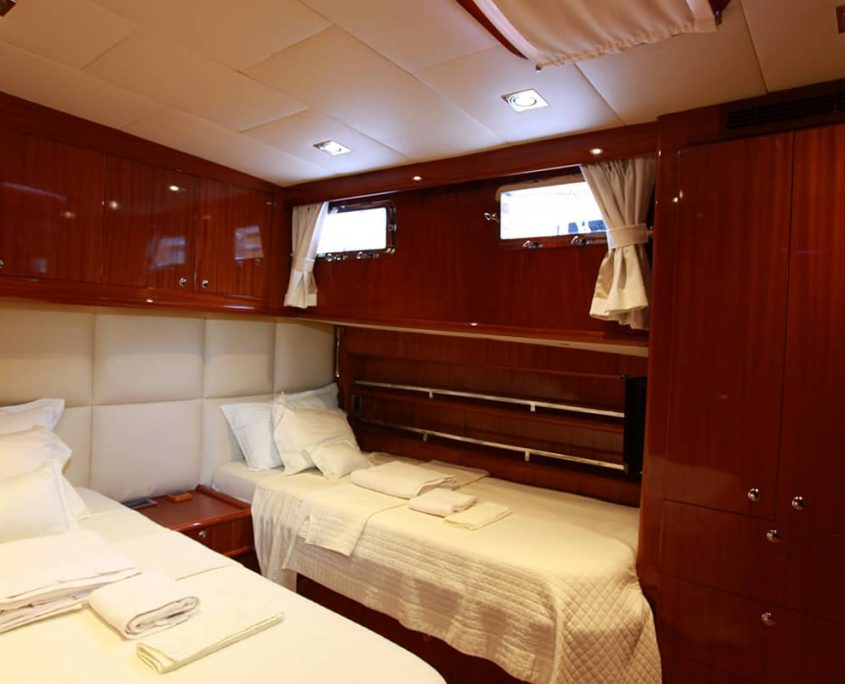 DIDI Twin cabin