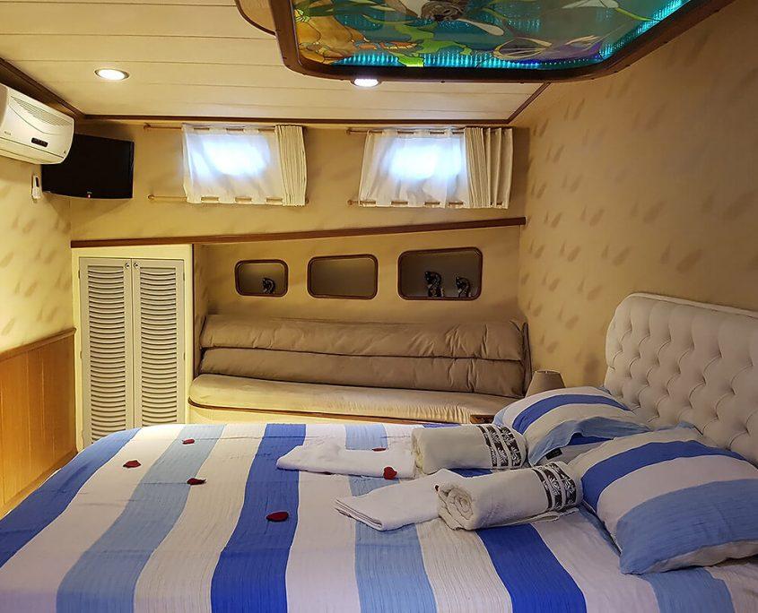 ECE ARINA Double cabin